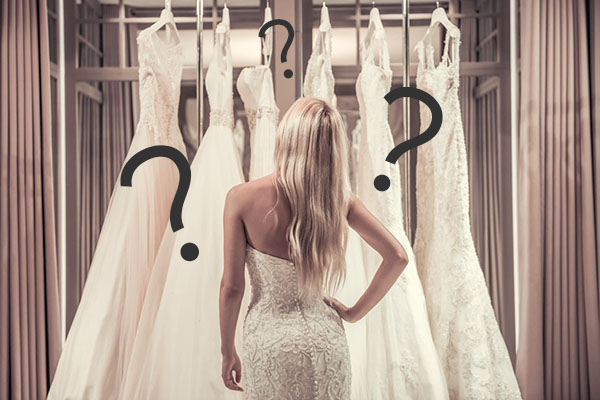 How to choose wedding dress